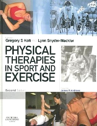 Physical Therapies in Sport and Exercise - 2nd Edition - ISBN: 9780443103513