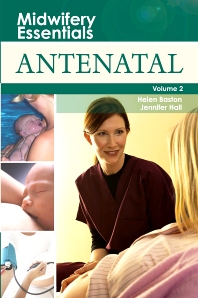 Cover image for Midwifery Essentials: Antenatal