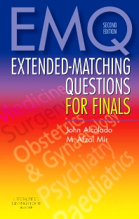 Extended-Matching Questions for Finals - 2nd Edition - ISBN: 9780443103766