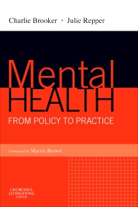 Mental Health - 1st Edition - ISBN: 9780443103834, 9780702061585