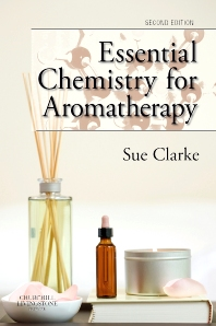 Cover image for Essential Chemistry for Aromatherapy