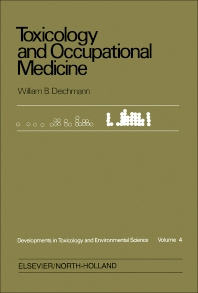 Toxicology and Occupational Medicine - 1st Edition - ISBN: 9780444002884, 9781483165202