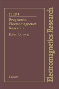 Cover image for Progress in Electromagnetics Research, Volume 1