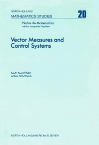 Cover image for Vector Measures and Control Systems