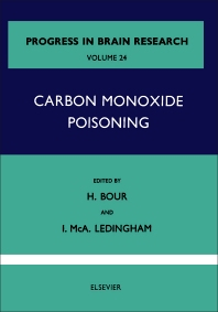 Cover image for Carbon Monoxide Poisoning