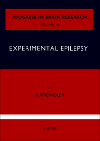 Experimental Epilepsy - 1st Edition - ISBN: 9780444403391, 9780080861432