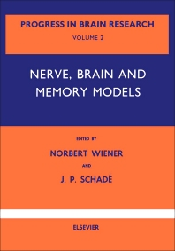 Cover image for Nerve, Brain and Memory Models