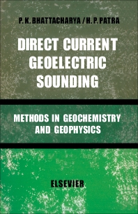 Direct Current Geoelectric Sounding - 1st Edition - ISBN: 9780444406989, 9780444601834