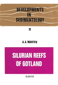 Cover image for Silurian Reefs of Gotland