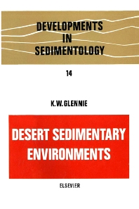 Cover image for Desert sedimentary environments