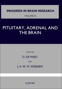 Cover image for Pituitary, Adrenal and the Brain