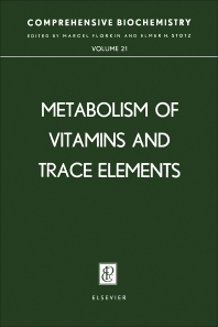 Cover image for Metabolism of Vitamins and Trace Elements