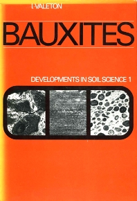 Cover image for Bauxites