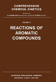 Cover image for Reactions of Aromatic Compounds