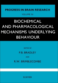Biochemical and Pharmacological Mechanisms Underlying Behaviour - 1st Edition - ISBN: 9780444409928, 9780080861616