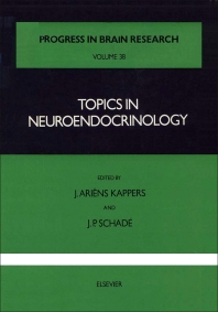 Topics in Neuroendocrinology - 1st Edition - ISBN: 9780444410498, 9780080861630