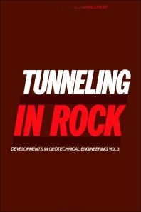 Cover image for Tunneling in Rock