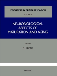 Cover image for Neurobiological Aspects of Maturation and Aging