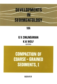 Cover image for Compaction of Coarse-Grained Sediments, I