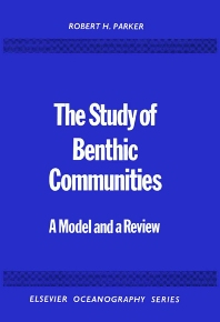 Cover image for The Study of Benthic Communities