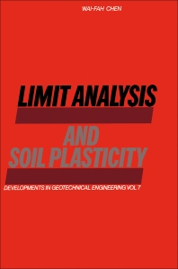Cover image for Limit Analysis and Soil Plasticity