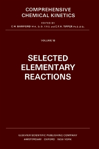 Cover image for Selected Elementary Reactions