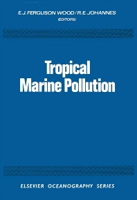 Cover image for Tropical Marine Pollution