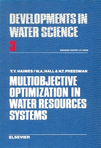 Cover image for Multiobjective Optimization in Water Resources Systems