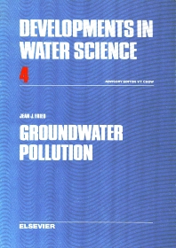 Cover image for Groundwater Pollution
