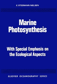 Marine Photosynthesis - 1st Edition - ISBN: 9780444413208, 9780080870496