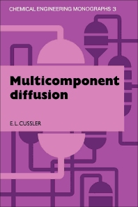 Multicomponent Diffusion - 1st Edition - ISBN: 9780444413260, 9781483102009