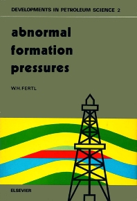 Cover image for Abnormal Formation Pressures