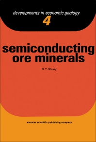 Cover image for Semiconducting Ore Minerals