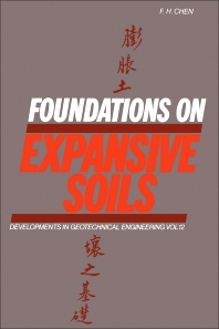 Cover image for Foundations on Expansive Soils