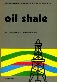 Cover image for Oil Shale