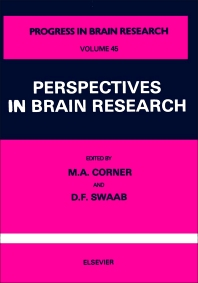 Cover image for Perspectives in Brain Research