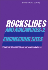 Engineering Sites - 1st Edition - ISBN: 9780444415080, 9780444598011