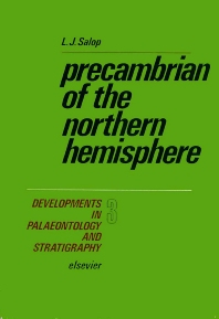 Cover image for Precambrian of the Northern Hemisphere