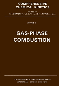Cover image for Gas Phase Combustion