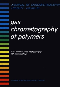 Cover image for Gas Chromatography of Polymers