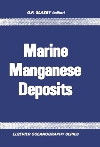Cover image for Marine Manganese Deposits