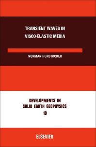 Cover image for Transient Waves in Visco-Elastic Media