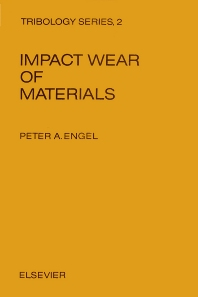 Cover image for Impact Wear of Materials