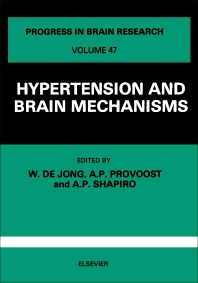 Hypertension and Brain Mechanisms - 1st Edition - ISBN: 9780444415349, 9780080861722