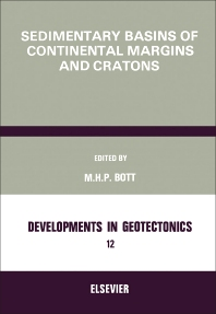Sedimentary Basins of Continental Margins and Cratons - 1st Edition - ISBN: 9780444415493, 9781483257259