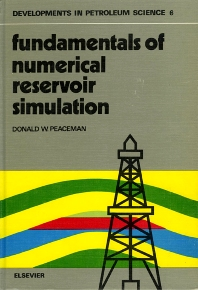 Cover image for Fundamentals of Numerical Reservoir Simulation