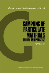 Cover image for Sampling of Particulate Materials Theory and Practice