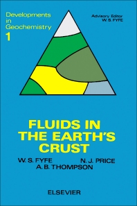 Fluids In The Earth's Crust - 1st Edition - ISBN: 9780444416360, 9780444601483