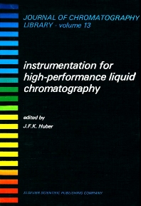 Cover image for Instrumentation for High Performance Liquid Chromatography