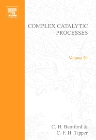 Cover image for Complex Catalytic Processes